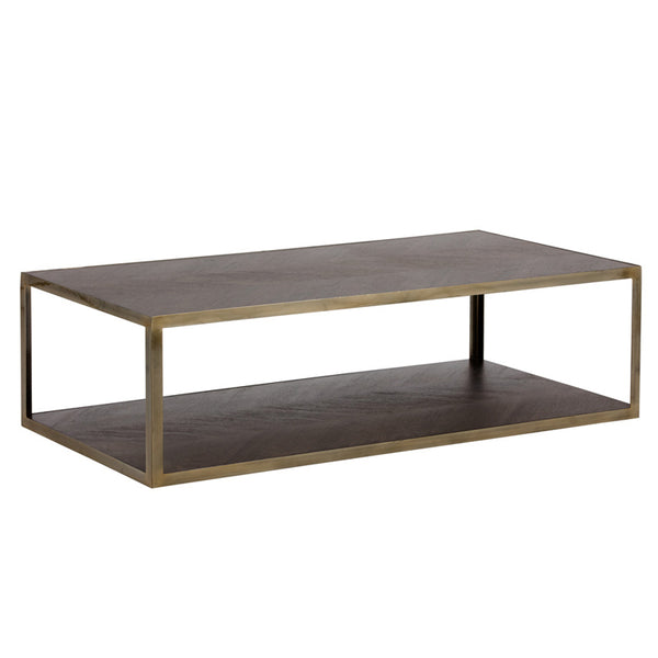 Swayzie Rectangle Coffee Table