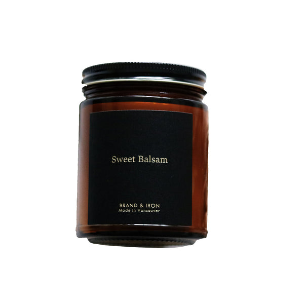 Sweet Balsam Dark Spaces Candle