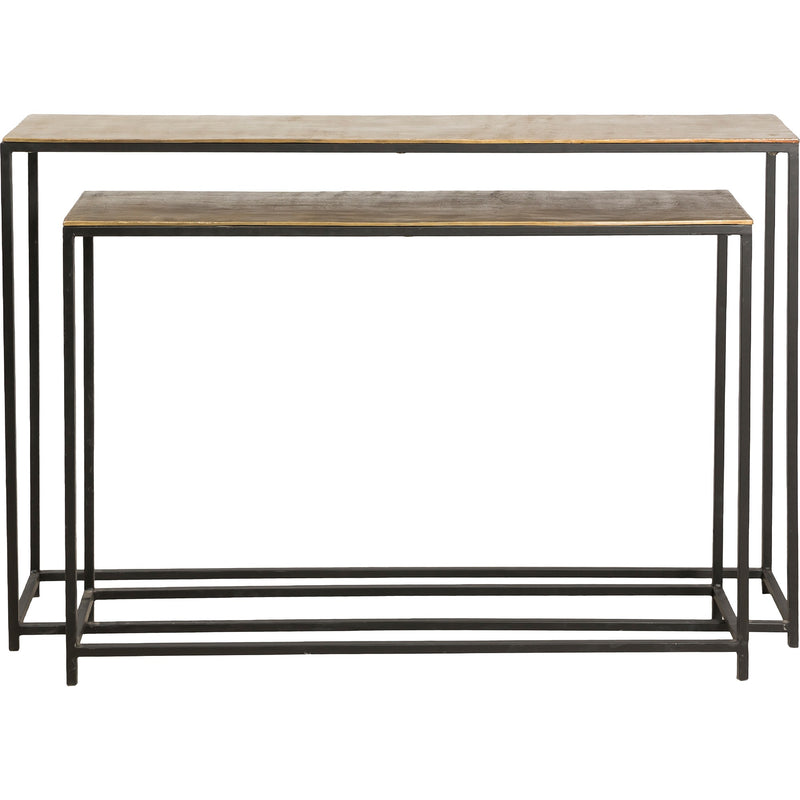 Trey Nesting Console Tables