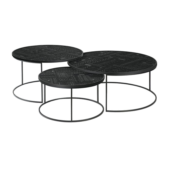 Ancestors Tabwa Nesting Coffee Table