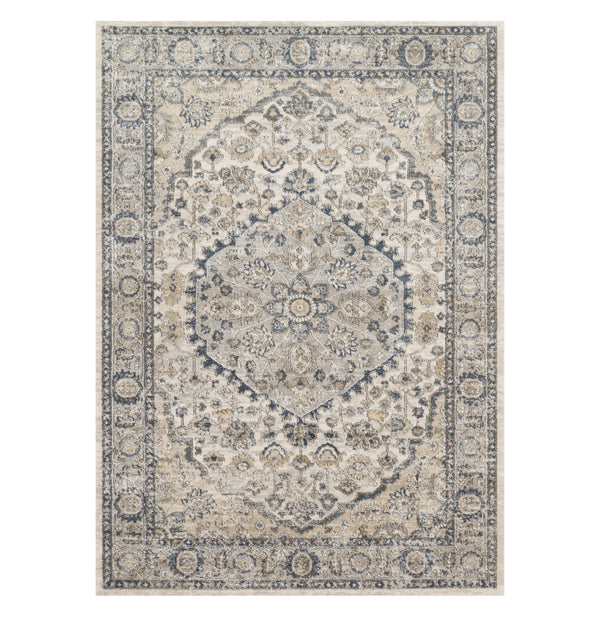 Teagan Natural/Light Grey Rug