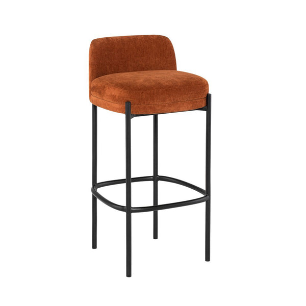 Innis Counter Stool - Terracotta