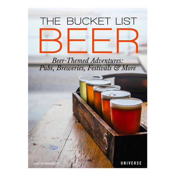 The Bucket List: Beer Book