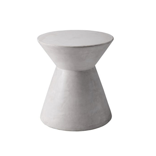 Theodore End Table - White