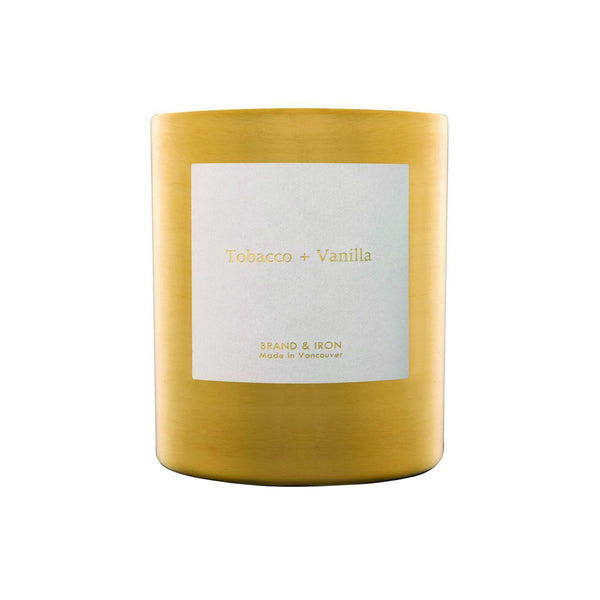 Tobacco + Vanilla Goldie Candle