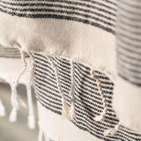 Towel - Lilah - Grey