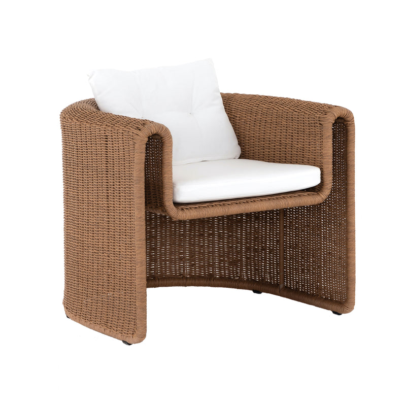 Tuso Outdoor Armchair - Natural