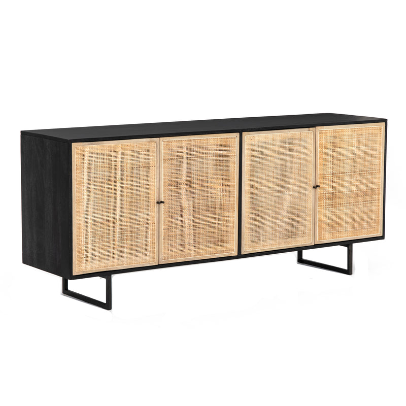 Ubud Black Sideboard
