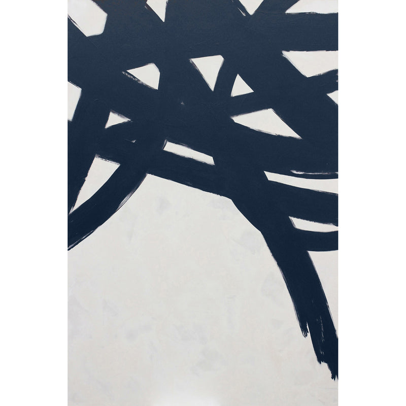 Navy Thicket 1 Canvas