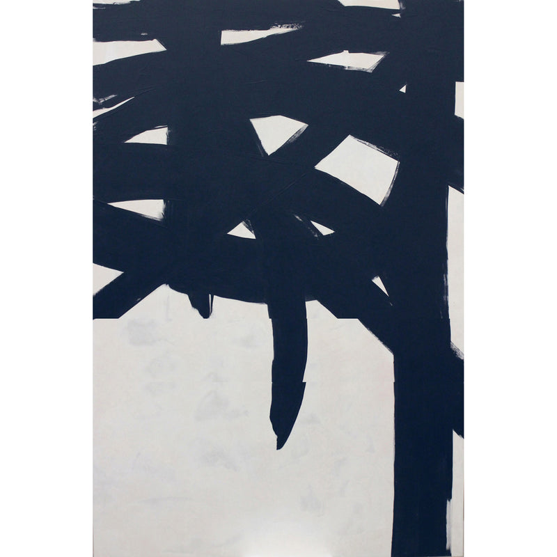 Navy Thicket 2 Canvas