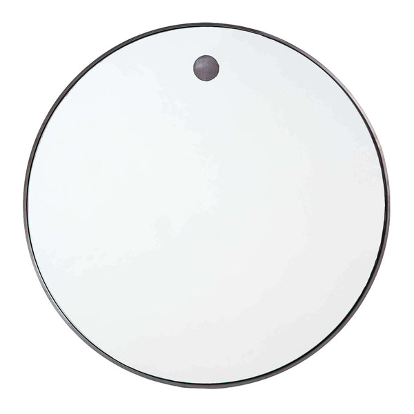 Weslie Mirror - Steel