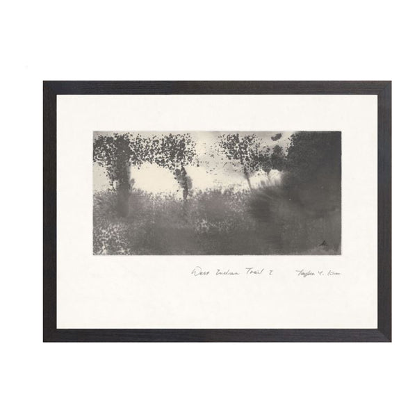 West Indian Trail I Framed Print