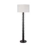 Wharf Floor Lamp - Ebony