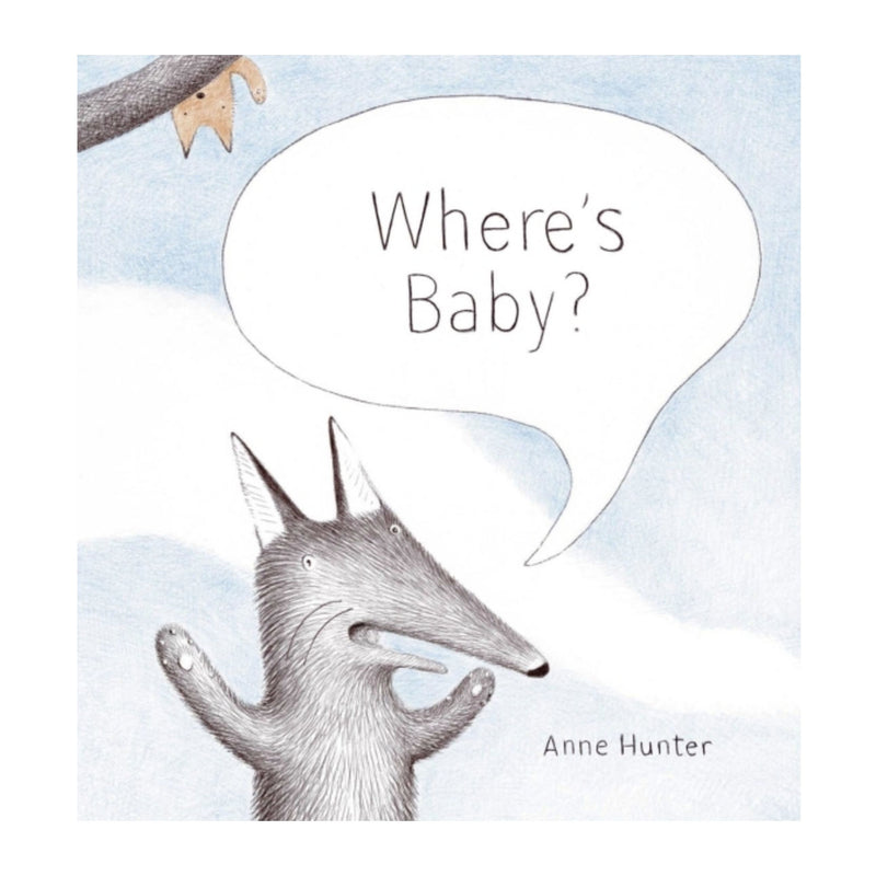 Where's Baby? Book