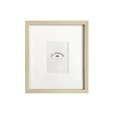 Loft Frame - White Wash (Glass)