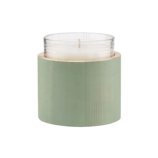 Good Cheer Glass Candle - Winter Mint