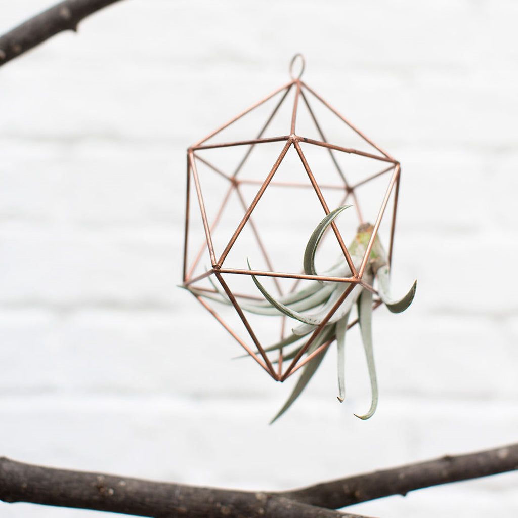 Geo Wire Ornament