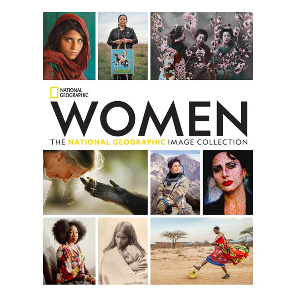 Women: The National Geographic Image Collection Book