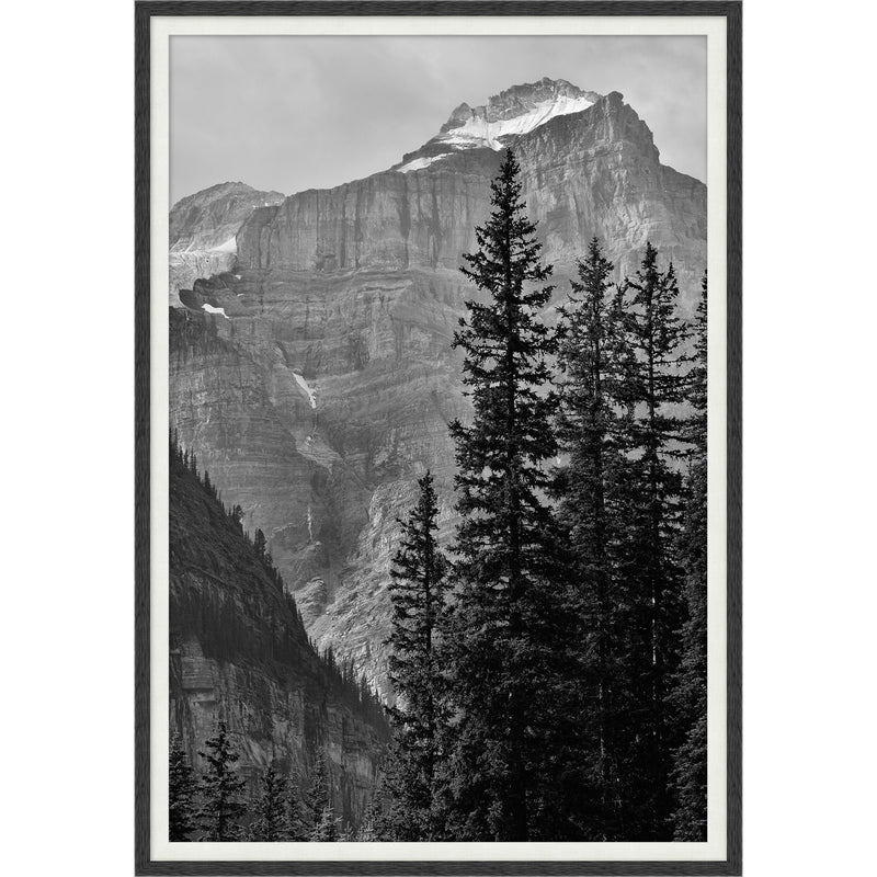 The Mountains Are Calling 1 Framed Print