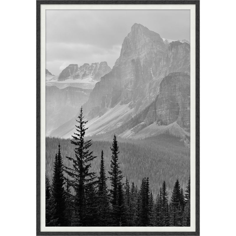 The Mountains Are Calling 2 Framed Print