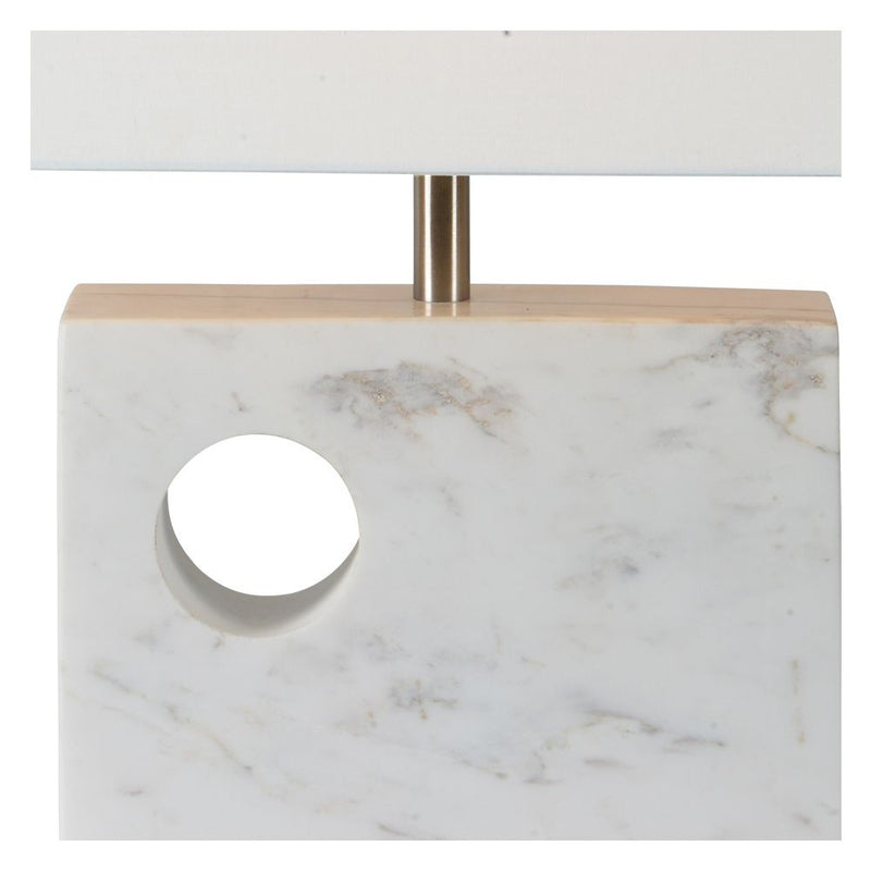 Marble Core Table Lamp