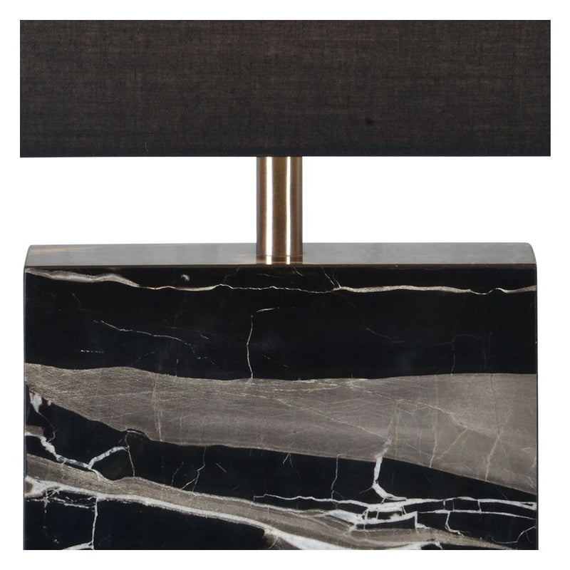 Marble Magic Table Lamp
