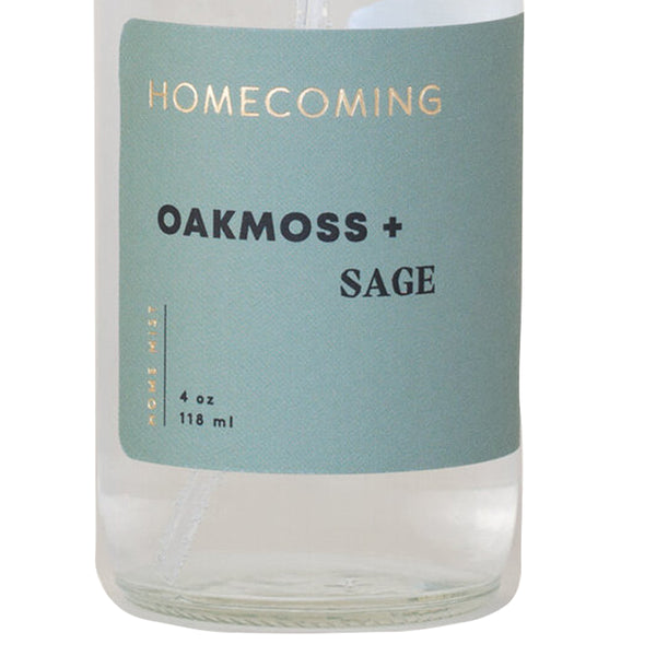 Oakmoss + Sage Room Spray