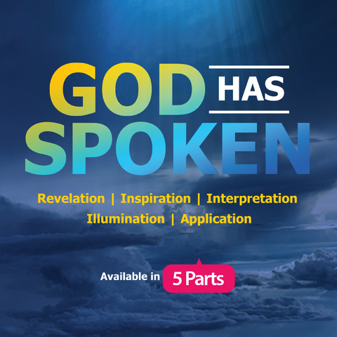 Mp3-God Has Spoken
