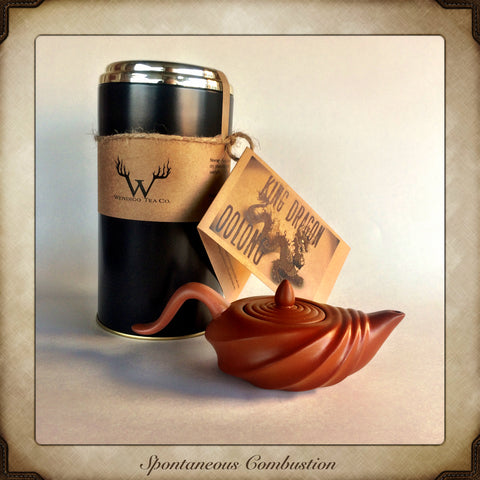 Spontaneous Combustion Gift Set
