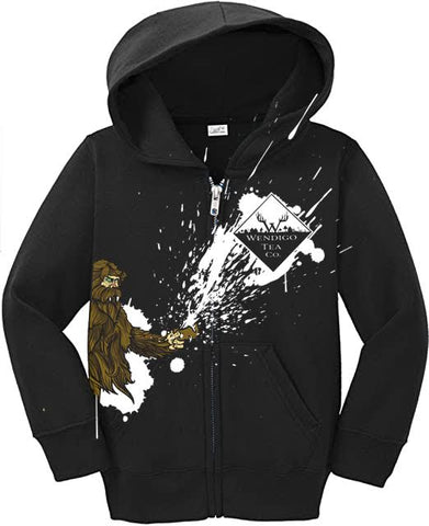 Gone Squatchin' Deluxe Hoodie