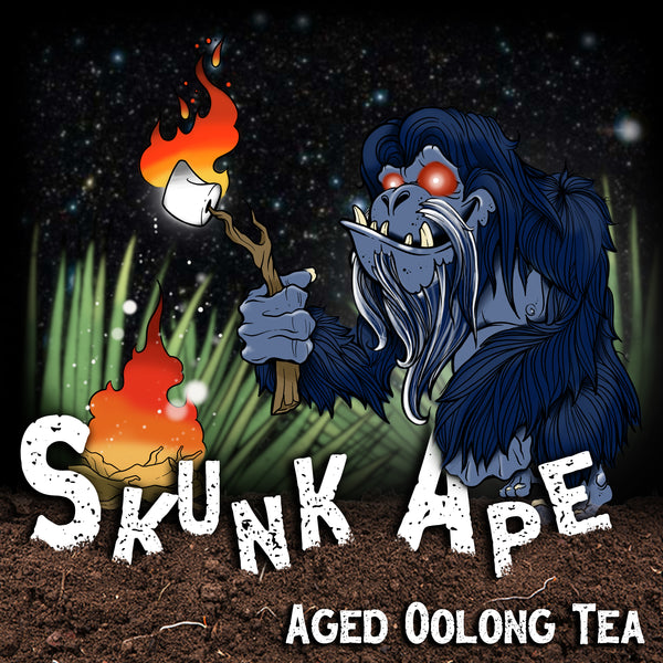 Skunk Ape Aged Oolong