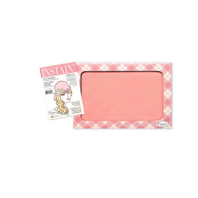 theBalm - INSTAIN® Long-Wearing Powder Staining Blush