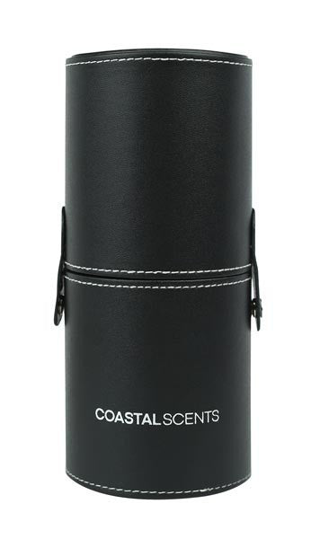 Coastal Scents Pearl Brush Set Cup Holder