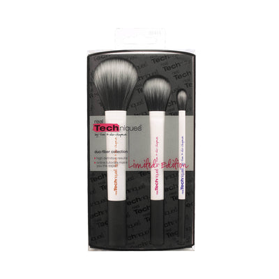 Real Techniques Limited Edition Duo Fiber Collection Package