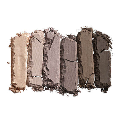 Urban Decay Naked2 Eyeshadow Basics Palette Crushes