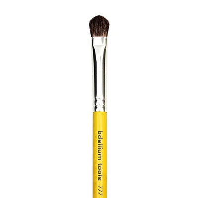 BDellium Tools Professional Antibacterial Makeup Brush Studio Line Shadow 777 Yellow Head