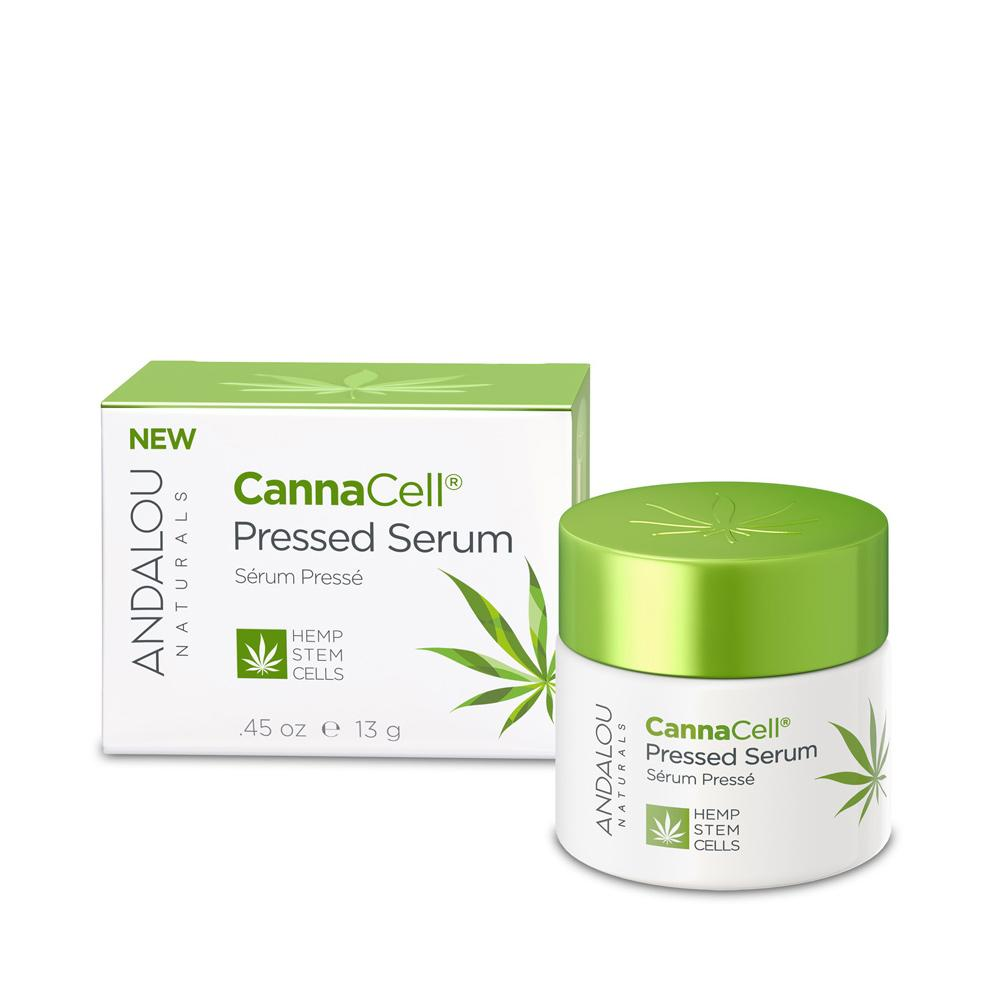 Andalou Naturals CannaCell Pressed Serum 13 g