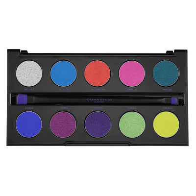Urban Decay Electric Pressed Pigment Palette Crushes