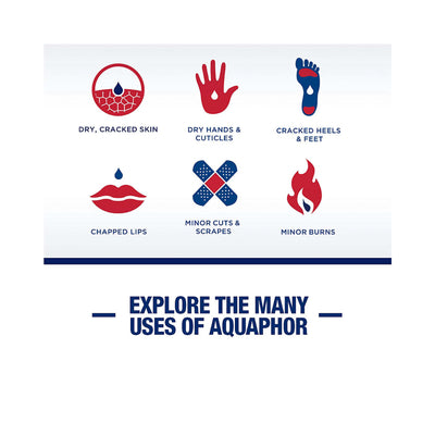 Aquaphor Advanced Therapy Healing Ointment Skin Protectant 396g