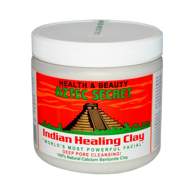 Aztec Secret Indian Healing Clay Deep Pore Cleansing 1lb 454g