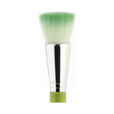 BDellium Tools Green Bambu 957 Precision Kabuki Brush Green