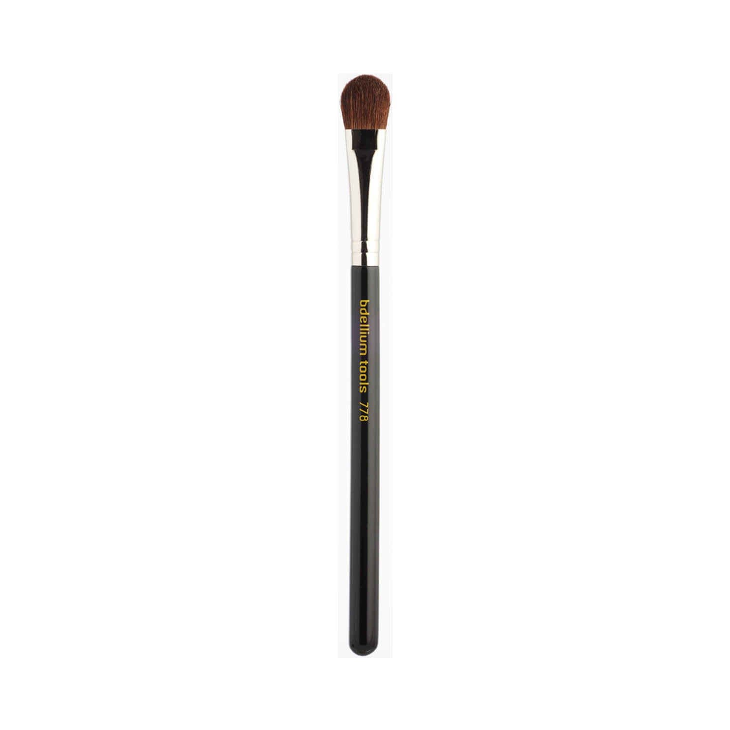 BDellium Tools Maestro Line 778 Large Shadow Brush Black