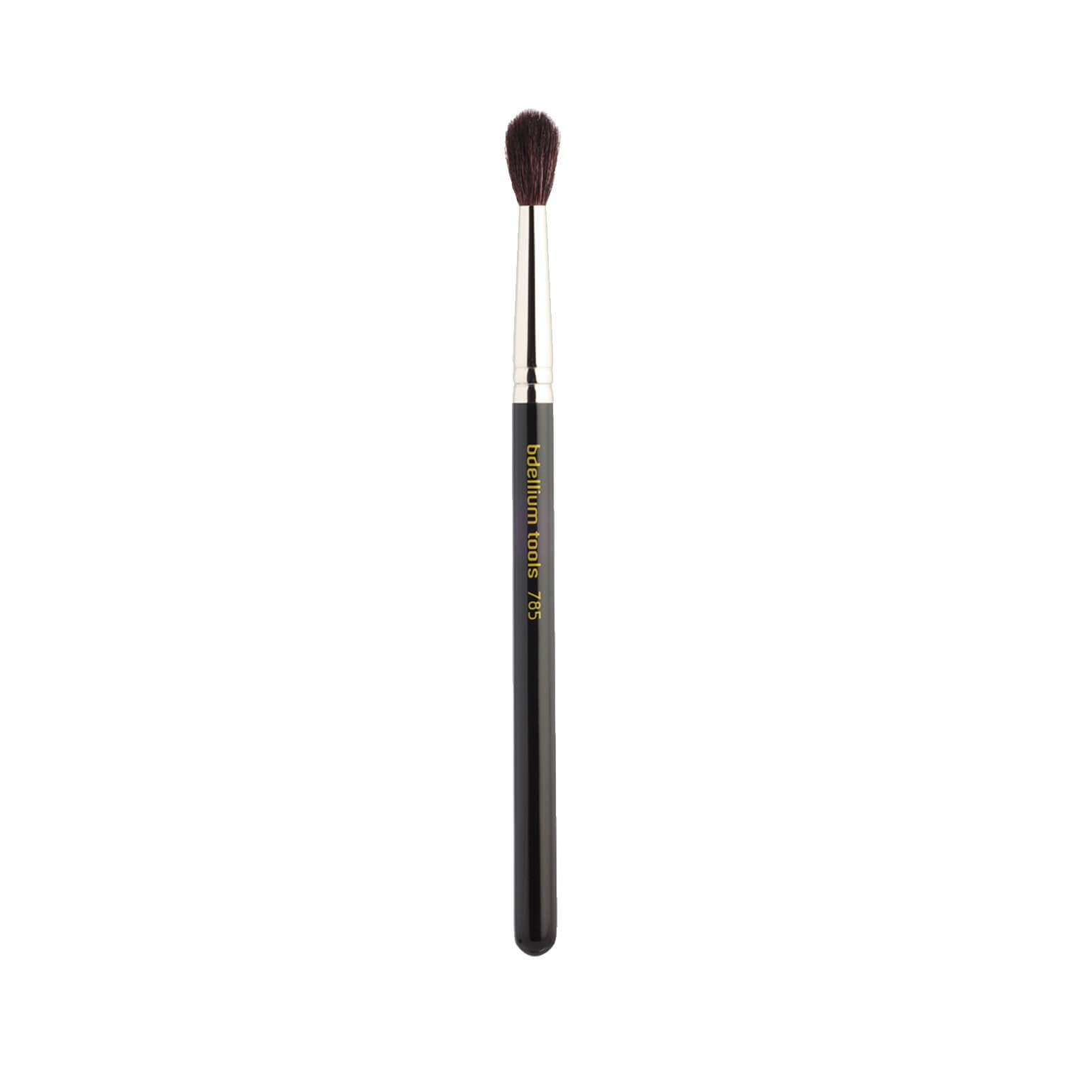 BDellium Tools Maestro Line 785 Tapered Blending Brush Black