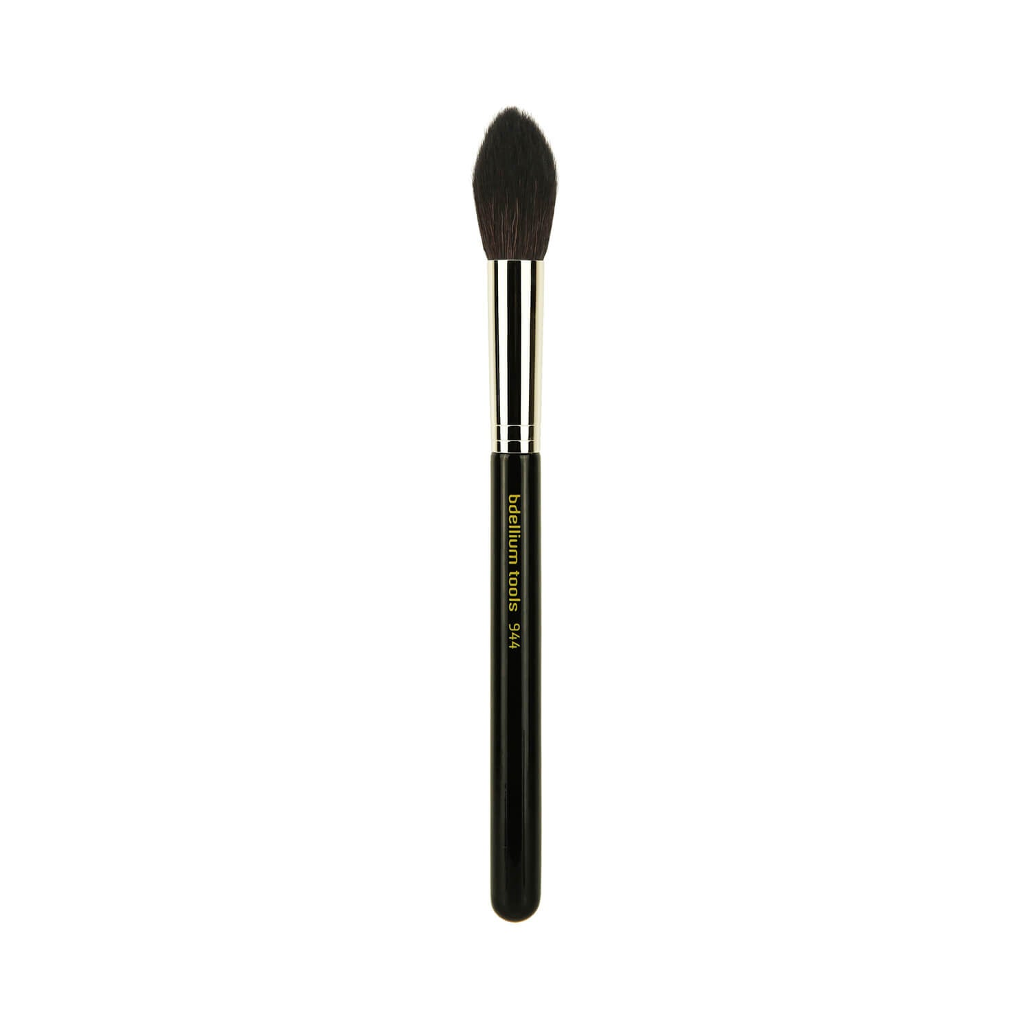 BDellium Tools Maestro Line 944 Tapered Contour Brush Black