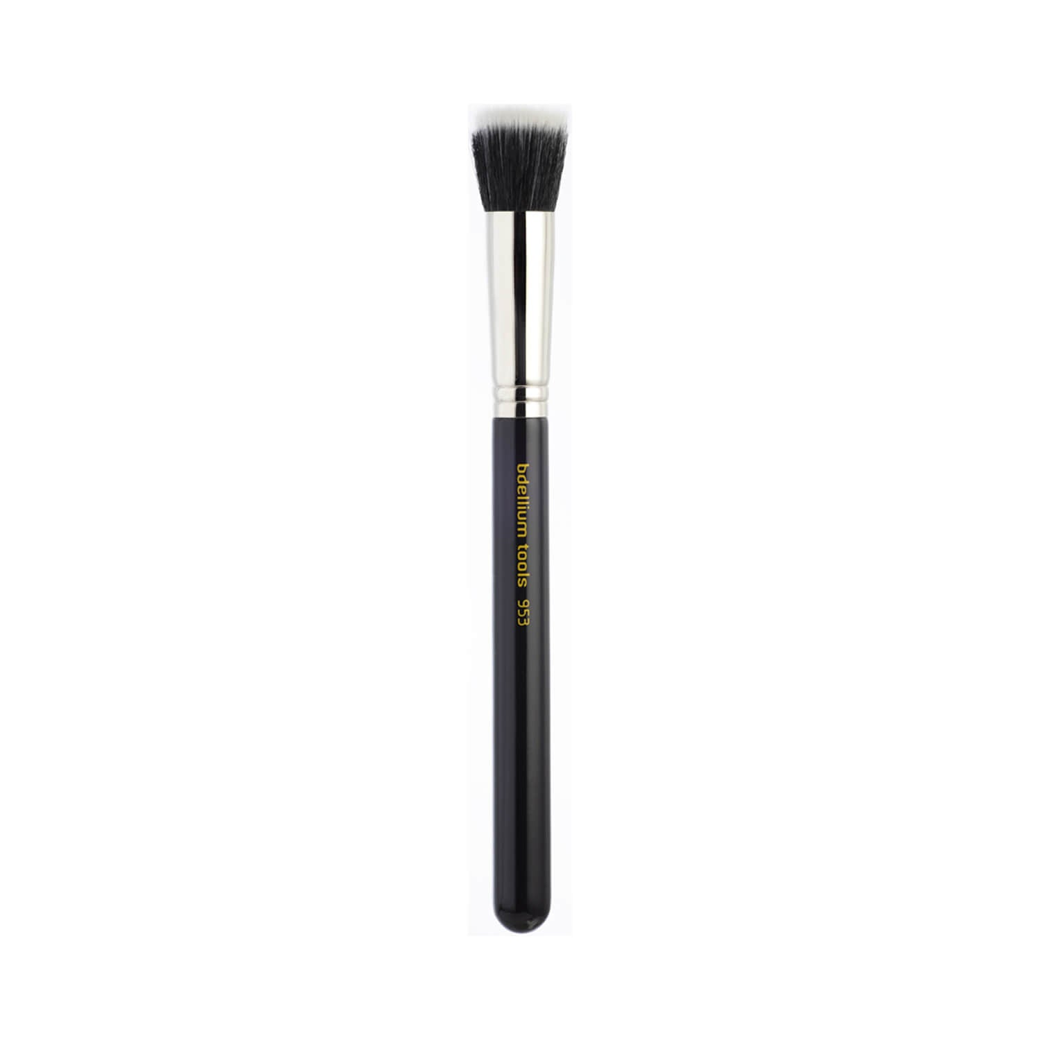 BDellium Tools Maestro Line 953 Duet Fiber Foundation Brush Black