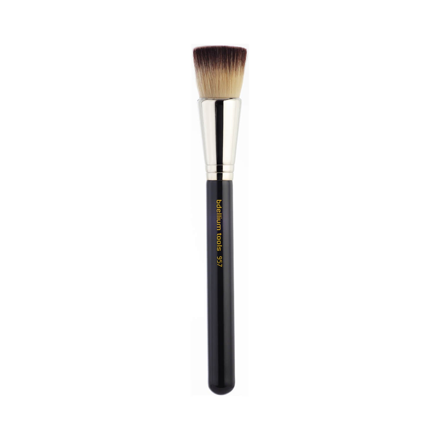 BDellium Tools Maestro Line 957 Precision Kabuki Brush Black