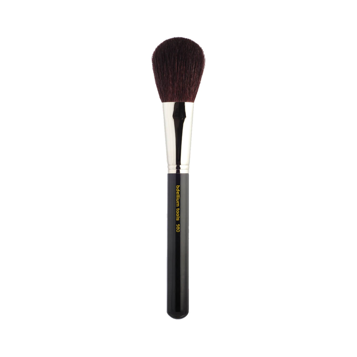 BDellium Tools Maestro Line 980 Large Natural Powder Brush Black