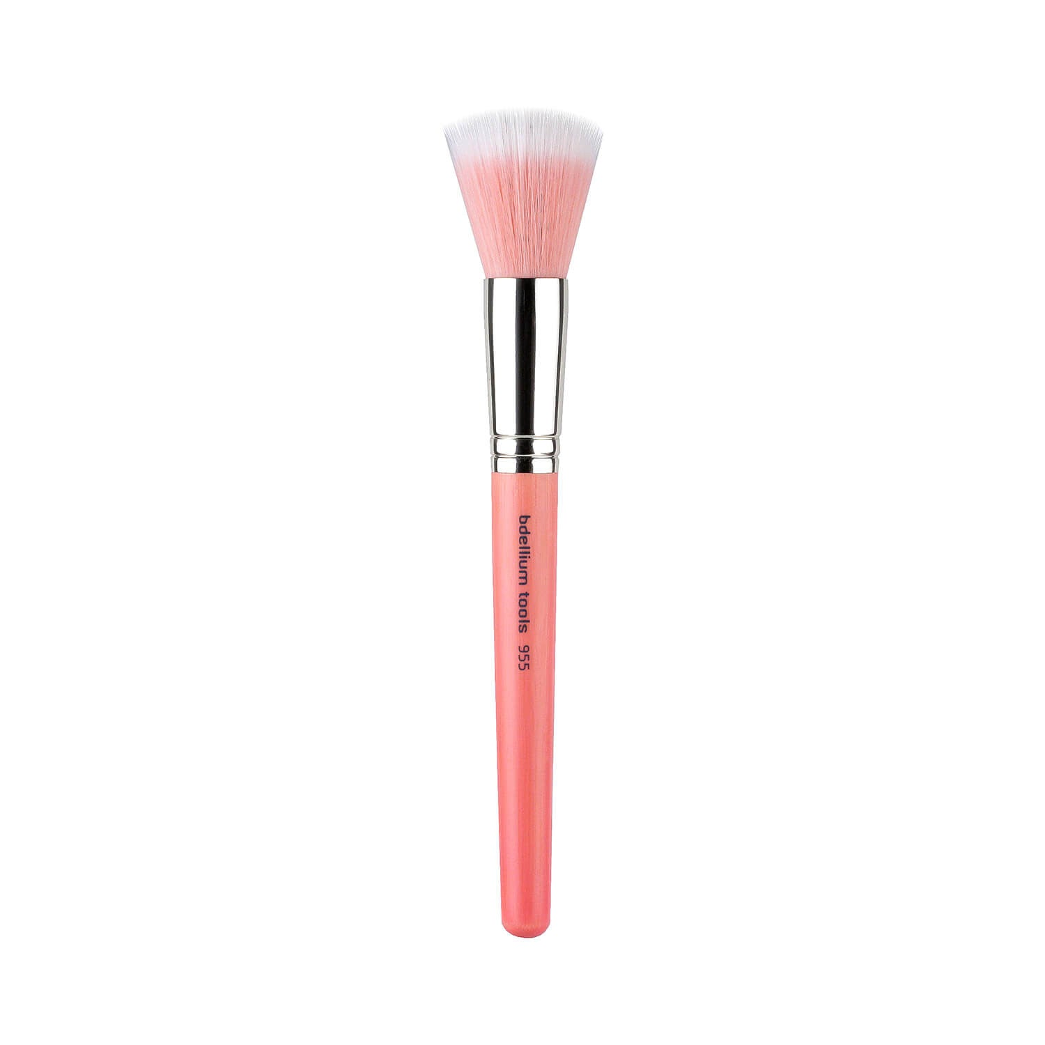 BDellium Tools Pink Bambu 955 Finishing Brush Pink