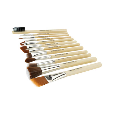 BDellium Tools SFX Brush Set 12 pc. with Double Pouch 1st Collection