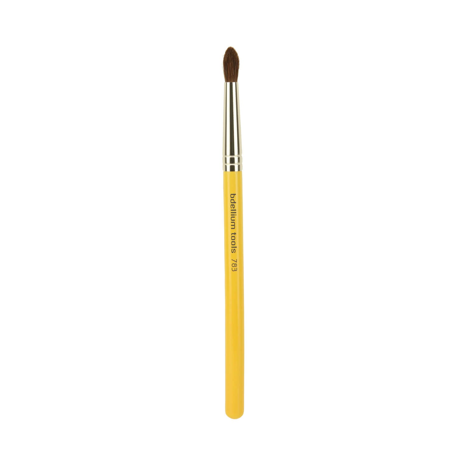BDellium Tools Studio Line 783 Small Tapered Blending Brush Yellow